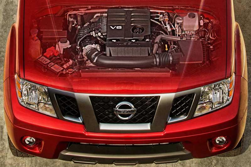 Nissan Navara получил новый двигатель