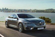 Renault обновила бизнес-седан Talisman