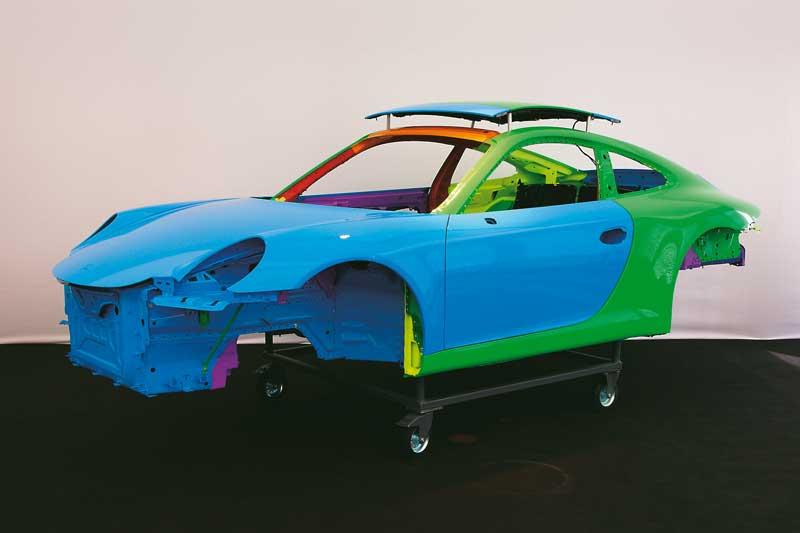 Идолопоклонство и прочие технические аспекты Porsche 911