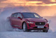 Jaguar приостановил производство I-Pace