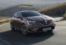 Renault обновила семейство Megane