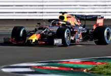 Red Bull и Renault показали свои болиды 2020 года