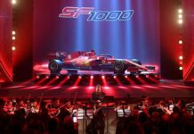 Ferrari SF1000 - новое орудие Скудерии в Формуле-1