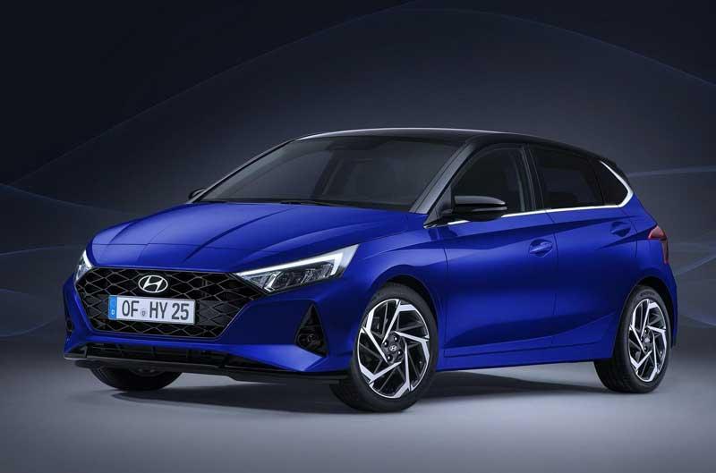 Внешность Hyundai i20 полностью раскрыта