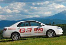 BYD G3