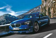 BMW Alpina: бавар ский эксклюзив