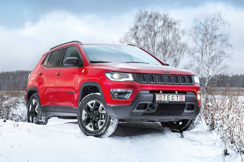 eep Compass Trailhawk