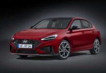 Обновленный Hyundai i30 сменил моторную гамму