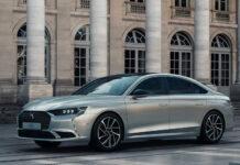 Французы представили роскошный седан DS 9