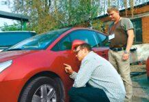 Как оценить качество покраски автомобиля