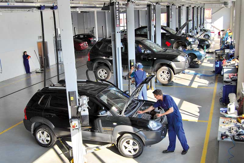 Техцентры для Hyundai: где выгодней и удобней?