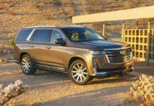 Новый Cadillac Escalade официально представлен. Чем он удивил?
