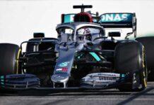 Mercedes удивил Формулу-1 уникальным рулевым управлением