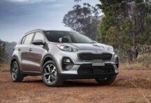 В Украине стартуют продажи полноприводной версии Kia Sportage в комплектации «Комфорт»