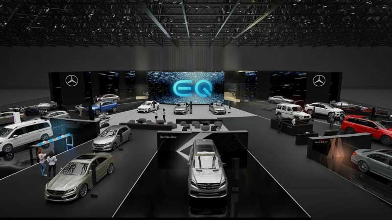 В Mercedes-Benz рассказали, что покажут на Женевском автосалоне