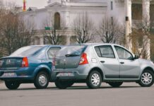 Renault Logan против Sandero