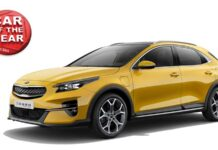 Kia XCEED признан автомобилем года в Польше