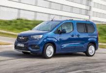 В Украине стартуют продажи минивэна Opel Combo Life