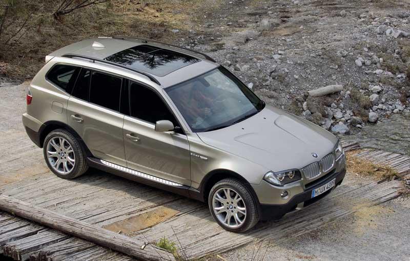 BMW X3 (2003-2010)