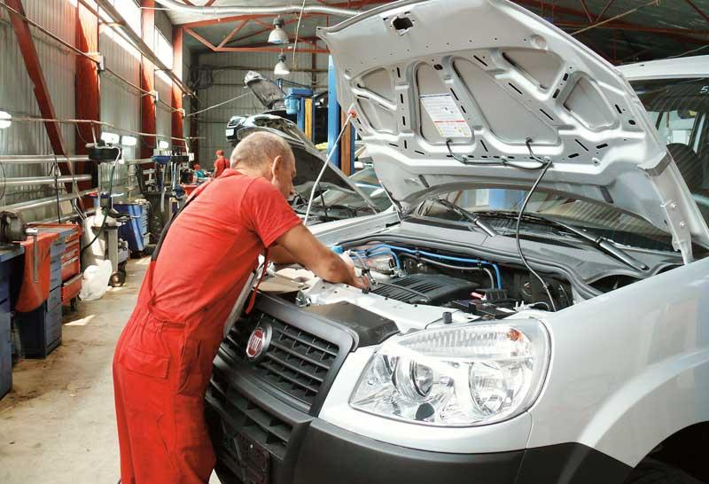 Сервис для итальянских автомобилей - рейд по киевским СТО