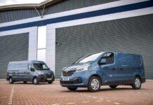 В Украине дебютировали новые Renault Trafic и Master