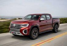 В Volkswagen передумали выпускать пикап на базе Atlas