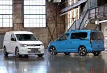 Все подробности о новом Volkswagen Caddy