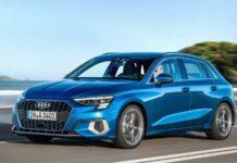 Audi представила A3 Sportback нового поколения