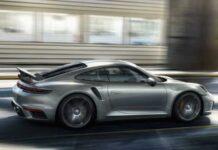 Новый Porsche 911 Turbo S получил 650-сильный мотор