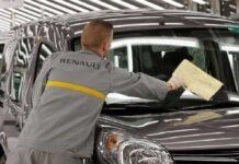 Renault остановила все заводы во Франции