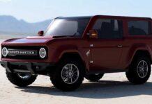 Раскрыты характеристики нового внедорожника Ford Bronco Sport