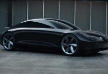 Hyundai представил концепт-кар без руля