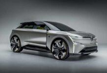 Renault представила автомобиль будущего