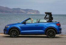 Volkswagen начинает продажи кросс-кабриолета T-Roc