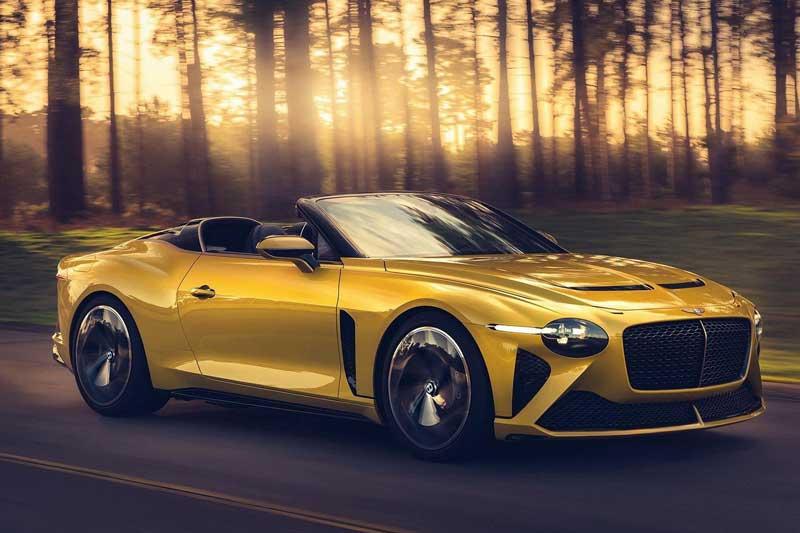 Bentley представила самый дорогой автомобиль в своей истории