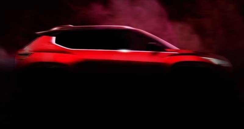 Nissan придумал имя для нового субкомпактного кроссовера