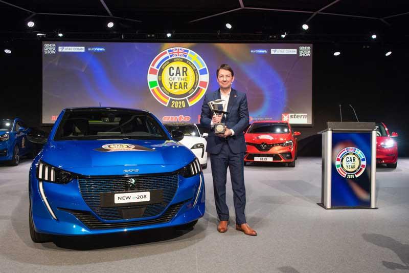 Автомобиль года в Европе - победители и проигравшие