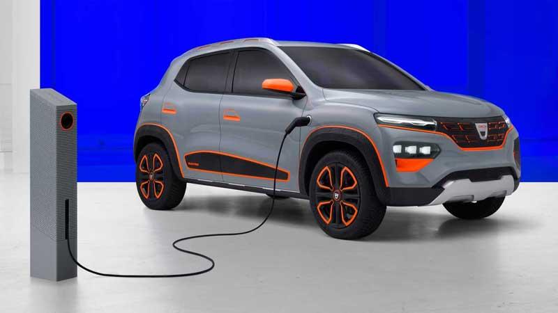 У Dacia появился первый бюджетный электромобиль