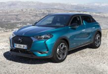 DS 3 Crossback (2018-)