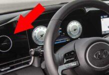 В Hyundai объяснили назначение странной детали в салоне Elantra