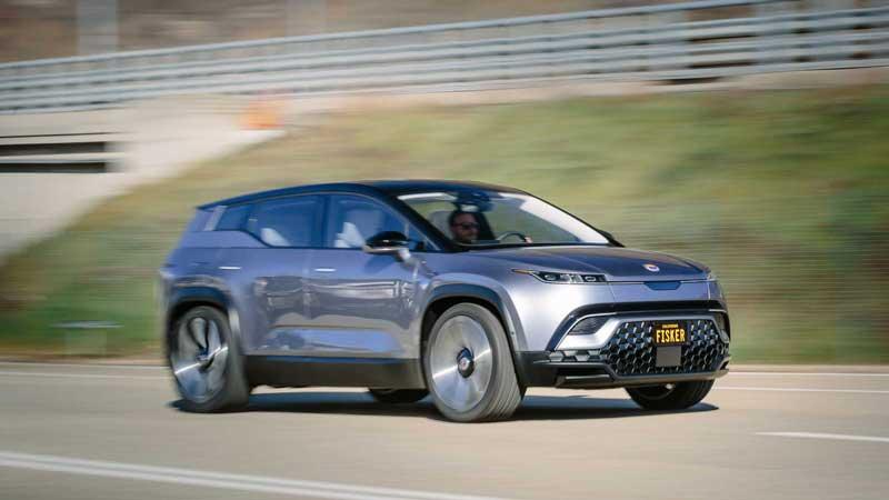 Fisker раскрыл всю информацию о конкуренте Tesla Model Y