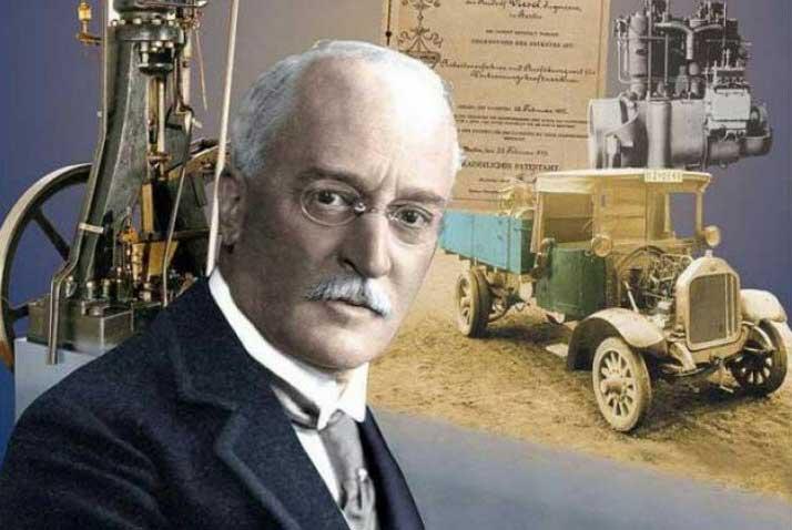 Нераскрытая тайна смерти создателя дизельного двигателя
