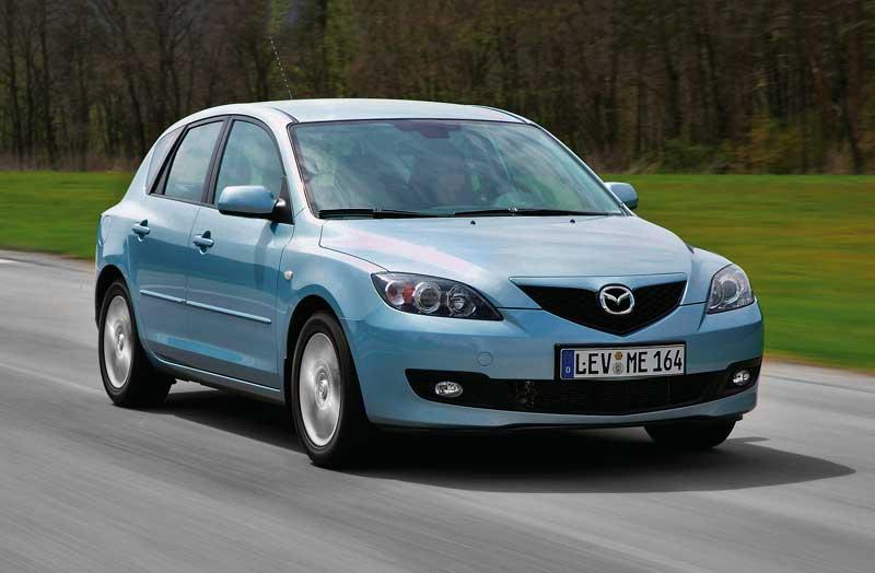 Mazda3 2003-2009