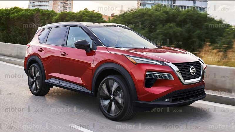 Как может выглядеть новый Nissan Qashqai