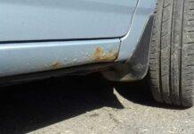 10 деталей автомобиля, которые быстро ржавеют