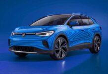 Volkswagen поделился информацией об электрическом кроссовере ID.4