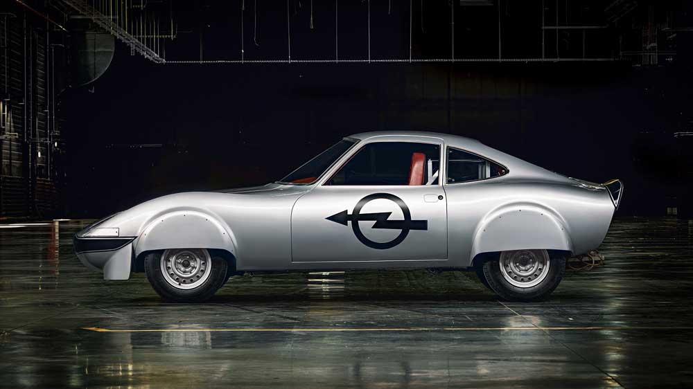 Уникальные факты из истории электромобилей Opel