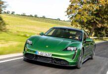 """Porsche работает над """"доступной"""" версией Taycan"""
