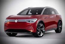 Volkswagen запустил в производство большой электрокроссовер