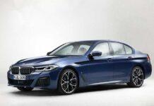 """Обновленная BMW 5-й серии будет похожа на """"трешку"""""""